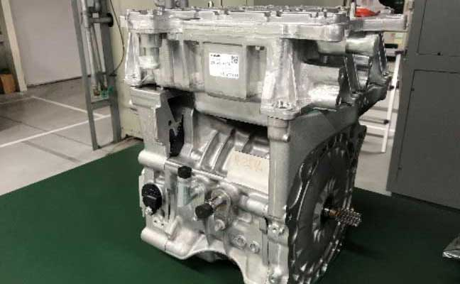 EVモーター評価