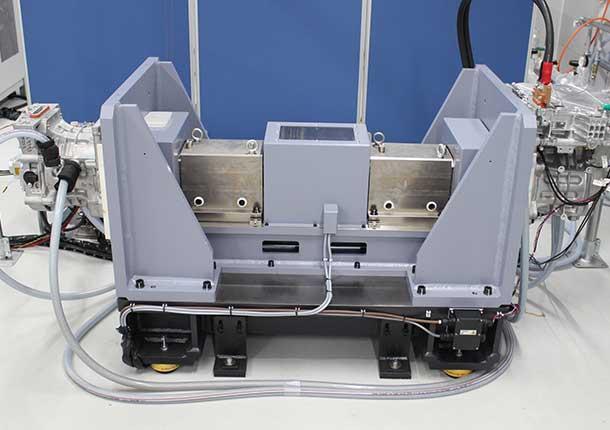 電気自動車(EV)評価の測定