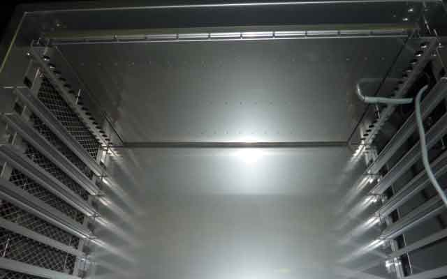 天井水滴落下防止板