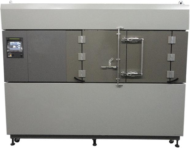 ワイド型気槽式熱衝撃試験器