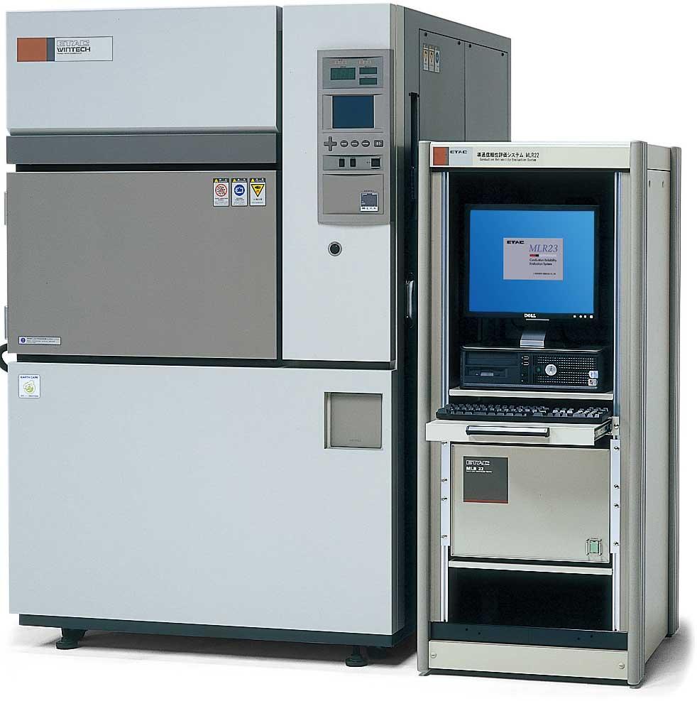 導通信頼性測定システム MLR23